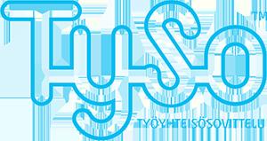 Työyhteisösovittelu TySo Retina Logo